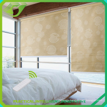 Z-M004motorized roller window shade /automatic blinds wholesale / office smarthome curtain and blinds