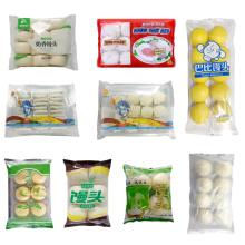 Machine d'emballage d'emballage de sacs de produits surgelés assortis
