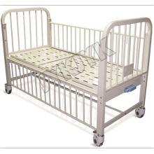 High Rail Kinderbett mit einer Kurbel