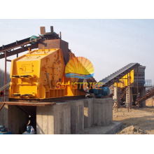 New Type Professional Stone Crushing Sites