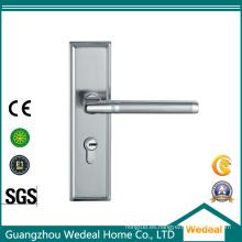 Cerradura de acero inoxidable para puerta de madera