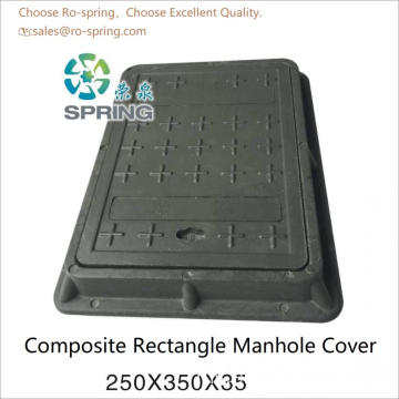 Smc Composite Chamber and Cover Manhole