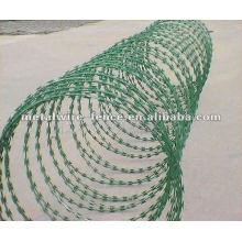 Suministro de alambre de púas BTO-22 (Standard ISO9001)