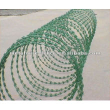 Supply Razor Barbed Wire BTO-22 (Standard ISO9001)