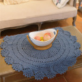 Round Tablecloths Crochet Tablecloth