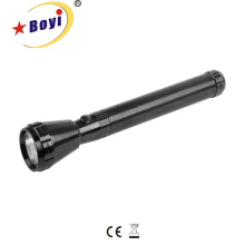 Aluminium Rechargeable 3W CREE LED Flashlight