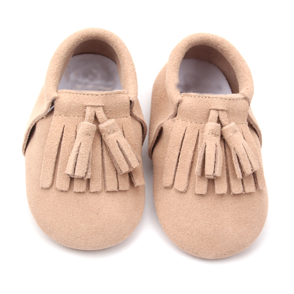 Handmade Leather Soft Baby Shoes