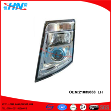 Aftermarket Head Lamp 21035638 Volvo Truck Parts