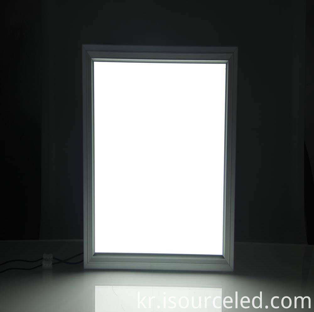 2x2 2x4 flat panel led surface mount 60W