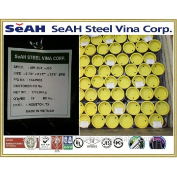 "SeAH Steel pipe 1/2"" to 8-5/8"" to AS, BS, JIS, DIN, AS, ASTM, API"