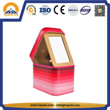 Кожаный чехол для косметики Red Beauty с Morror (HB-6600)