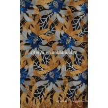 2015 New Fashion African Hand Cut dentelle tissu