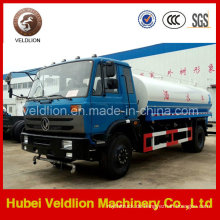 Dongfeng 10, 000liters / 10cbm / 10m3 / 10000L Wasser-LKW