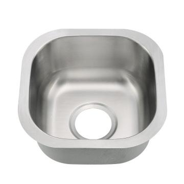 3333A Unterbauwaschbecken mit einem Becken