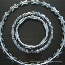 Cbt-60 Concertina Razor Barbed Tape Wire