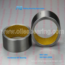 POM based sliding bearing,Standard bushing,dry bush