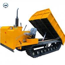 Rastrear Dupmer 5T capacidad de camión volquete