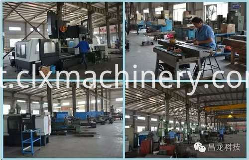 plastic film extruder machine