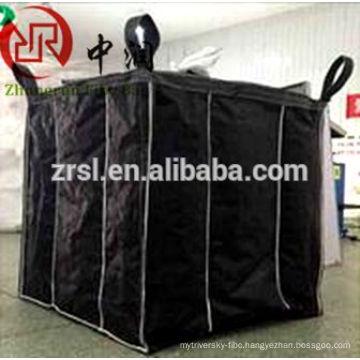 2016 pp woven container bags ,fibc for danger,pp big bags for transport handan zhongrun manufacture
