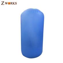 Carton d'emballage personnalisé épaisseur PVC matière gymnastique baril d'air