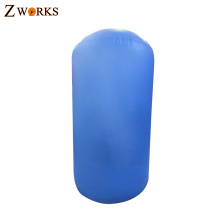 Carton packing custom thickness PVC material gymnastics air barrel