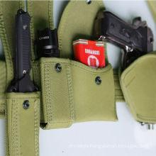 Nylon 045 Type Tactical Four Pieces Per Set Belt Combat Belt