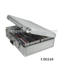 besten Verkäufer 120 CD Laufwerke (10mm) Aluminium CD DVD Aufbewahrungsbox Großhandel