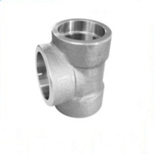 China Manufacturer Alloy Steel Lateral Tees