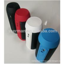 Yaerman nouveau produit haut-parleur bluetooth avec téléphone intelligent