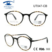 2015 New Color - Ultem - OEM Round Shape Eyewear Glasses Optical Frame (UT047)
