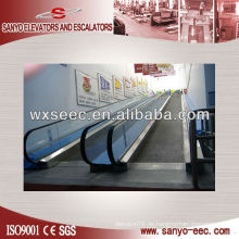 China Moving Sidewalk Rolltreppe