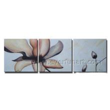 Peinture acrylique moderne faite à la main