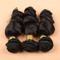 Grande couleur 8 '' - 30 '' brésilienne tissage vierge remy bundles extension