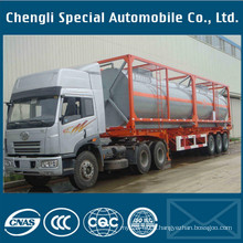 Manufacturing Chemical Equipment Machinery Chemical Container Trailer