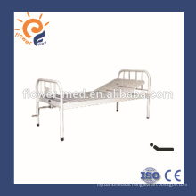 CE ISO certification single metal medical bed