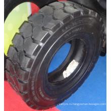 Шиномонтажное производство Вилочный погрузчик Solid Tire (5.00-8 6.00-9 6.50-10 7.00-9 18X7-8)