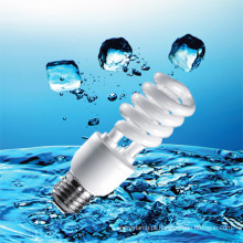 15W 18W meia lâmpada de economia de energia espiral com CFL (BNFT2-HS-E)