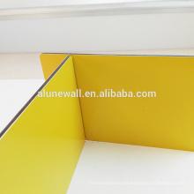 Panel compuesto de aluminio ignífugo ignífugo / ACP / ACM