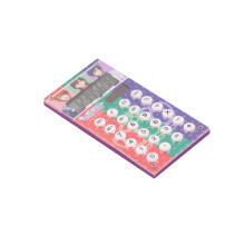 8 Digits Dual Power Pocket Gift Calculator
