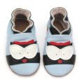 Lovely Animal Pattern Skidproof Popular Baby Shoes Leather