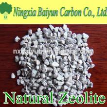 Wasseraufbereitungsfiltermedien 2-4mm natürlicher Zeolith-Preis