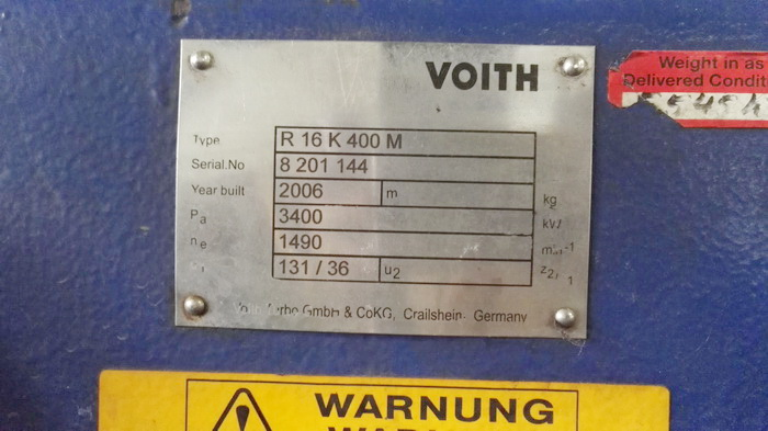 Voith Coupling Maintenance for Steel Mill