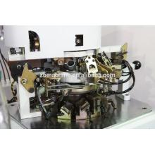 machine à tricoter informatisée 3.5 chaussette de navire automatique faisant la machine de chaussette de bateau