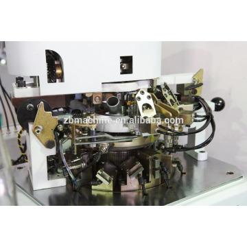 computerisierte 3.5 einfache automatische Schiffssocken-Strickmaschine, die Schiffssockenmaschine herstellt