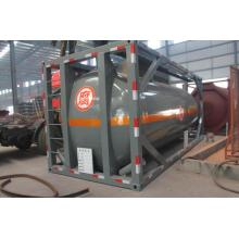 Tank Container For Chemical hydrogen silicon