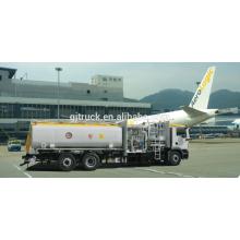Remolque para reabastecimiento de aviones o reabastecimiento de aviones de capacidad 36000L para reabastecimiento de combustible en el aire del puerto de aire