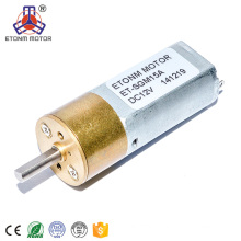12v mini brushed dc motor 1000rpm