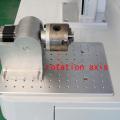 Máquina de marcado láser de bolígrafo de metal con láser CNC de escritorio 50w