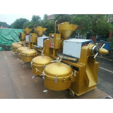 Óleo Press Machine Yzlxq140 / máquina de óleo completa automática