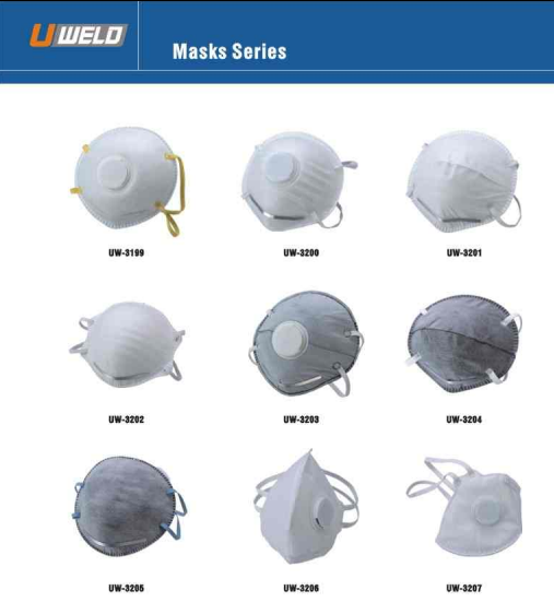 Safety Mask & Helmet